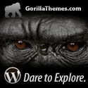 Gorilla Themes - Chest Pounding WordPress Themes!